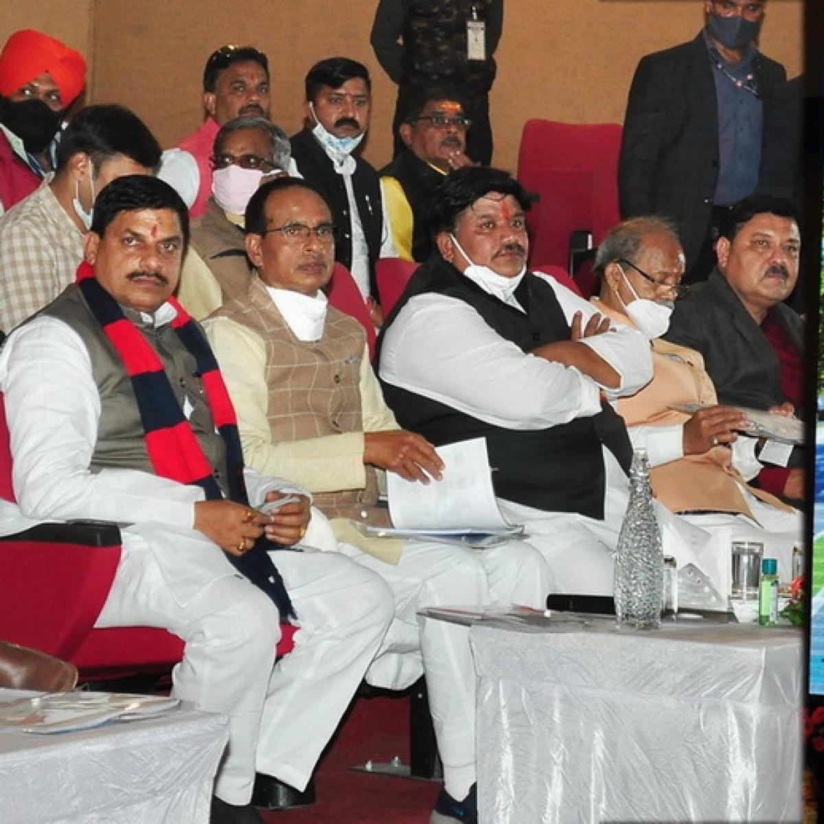 Ujjain: Kamal Nath did not sanction Rs 300 crore, rather we sanctioned Rs 500 crore, says Shivraj on Mahakal Project