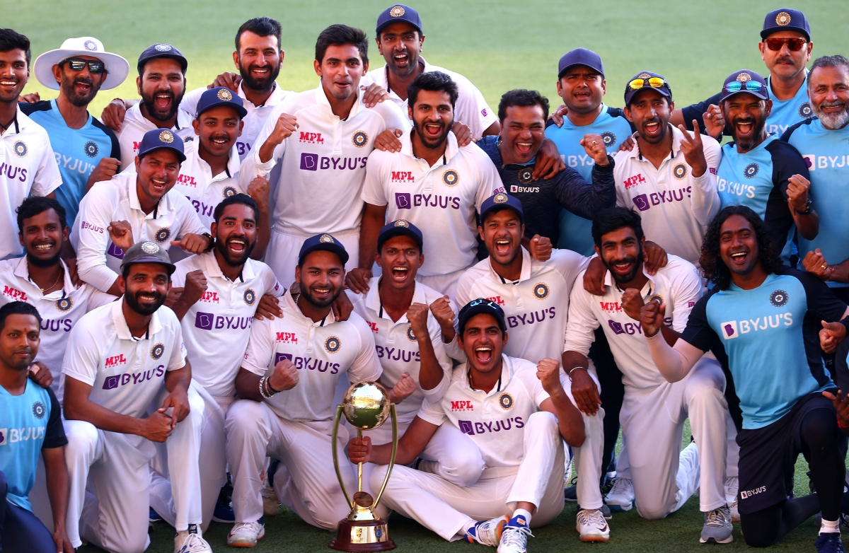 India vs Australia: Cricket fraternity hails Team India after 'historic' win; see reactions