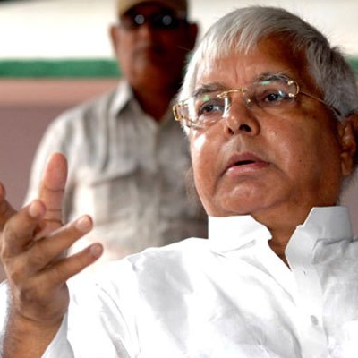 Bihar: RJD president Lalu Prasad Yadav's oxygen level drops during video conference, meeting suspended