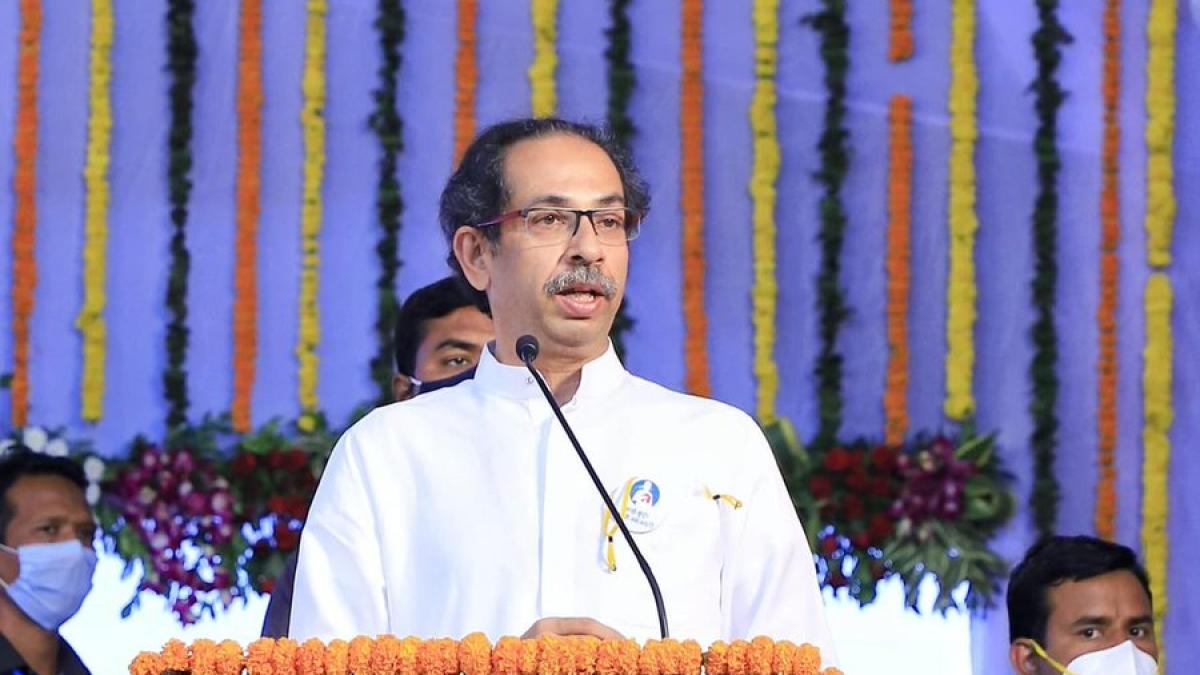 Maha CM Uddhav Thackeray inaugurates Balasaheb Thackeray Gorewada international zoological park in Nagpur