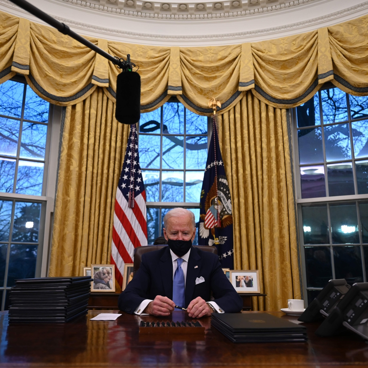 President Biden's first official call to foreign leader: Can you guess who it is?