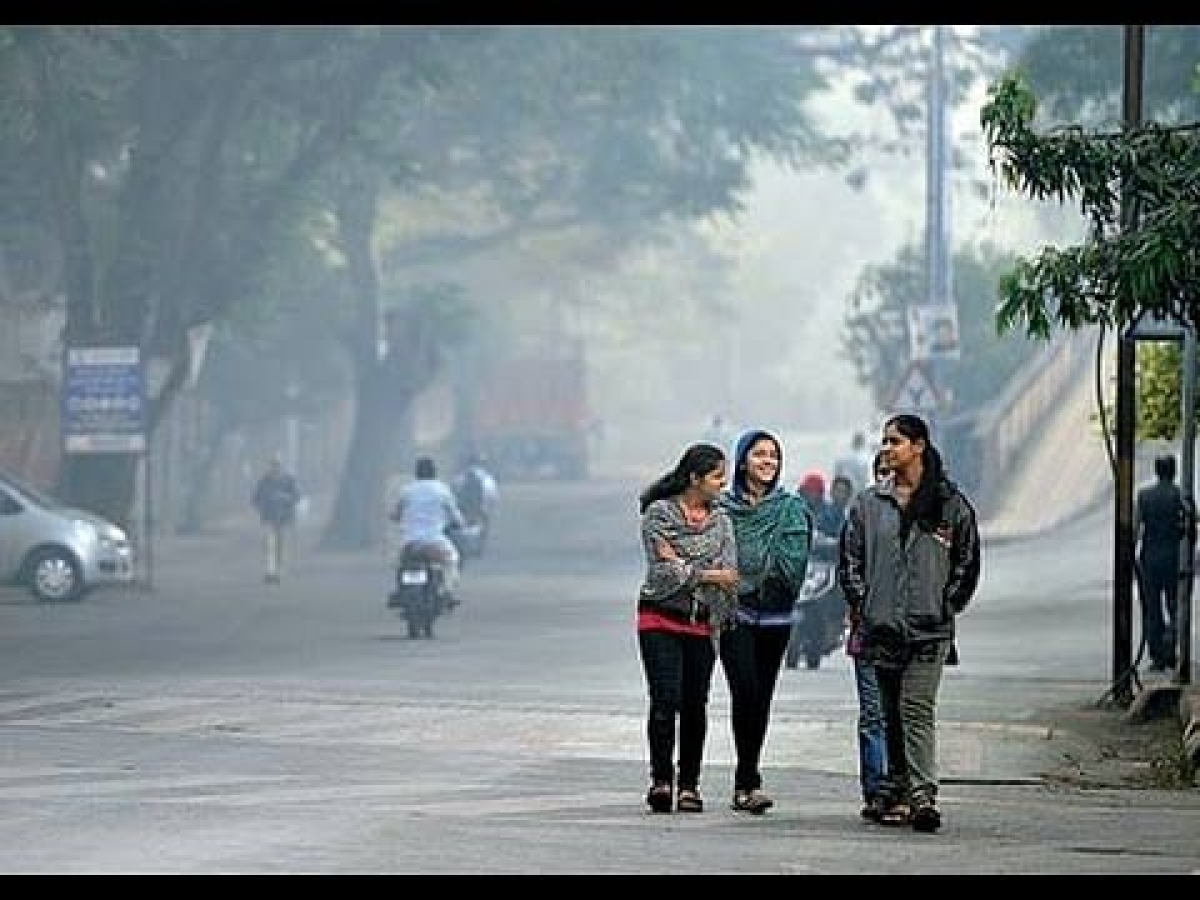 Temperature rises marginally in Mumbai, one more cold spell likely soon
