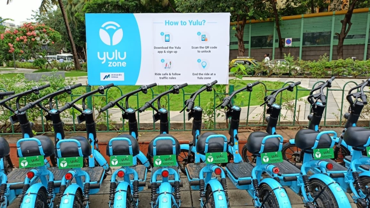 Public E-bikes in BKC receives good response till December