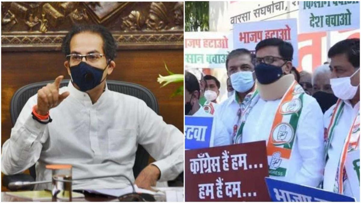 Mumbai: Shiv Sena attacks 'secular' ally Congress for opposing renaming of Aurangabad to Sambhajinagar