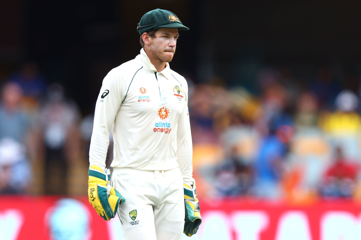 'India distracted us with their sideshows': Tim Paine blames India's cheeky tactics for historic Test series defeat
