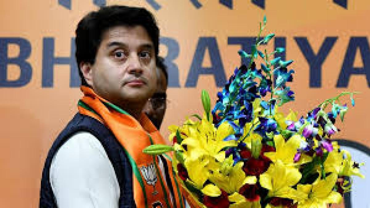 Rajasthan: Jyotiraditya Scindia slams Ashok Gehlot govt's misrule