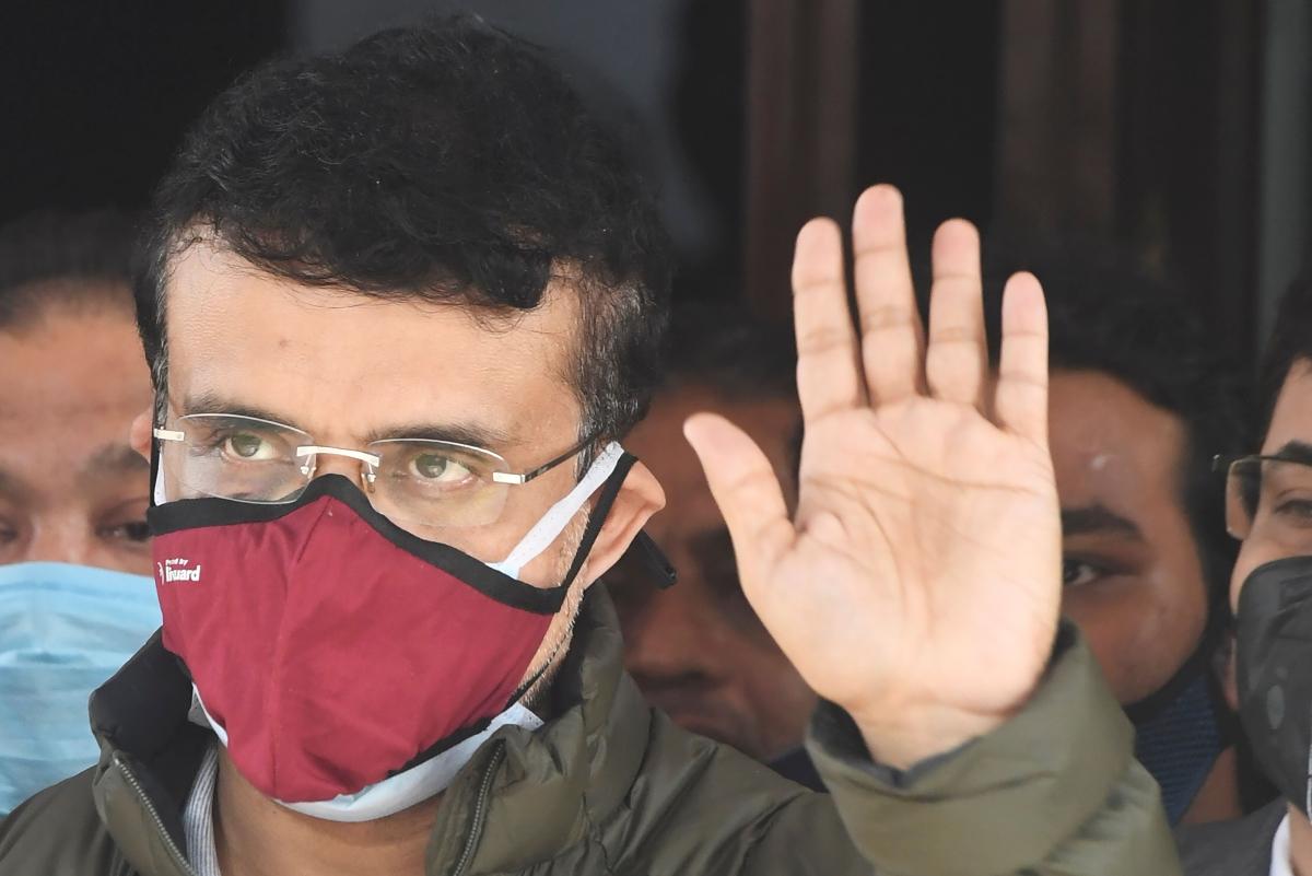 BCCI president Sourav Ganguly hospitalised yet again, vital parameters stable