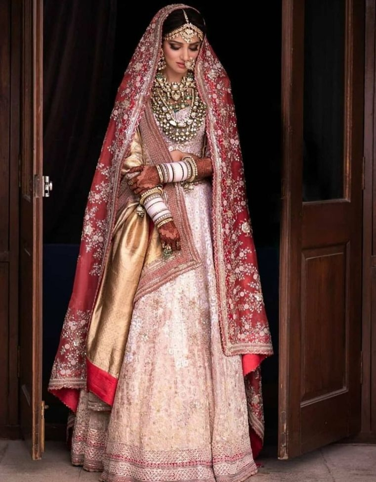 Varun Dhawan's bride Natasha Dalal copied THIS from Rana Daggubati's wife Miheeka Bajaj's wedding look
