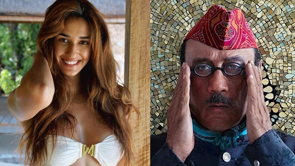Tiger Shroff's rumoured ladylove Disha Patani to play dad Jackie Shroff's sister in 'Radhe'
