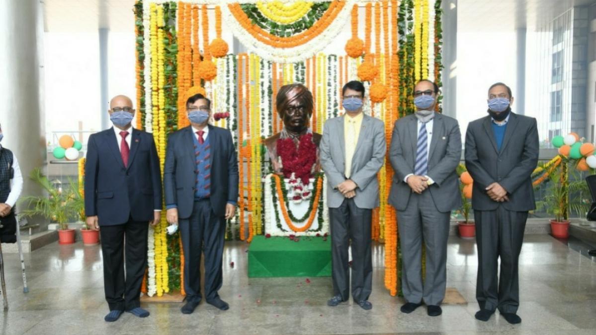 Punjab National Bank celebrates the 156th Birth Anniversary of its Founding Father, Lala Lajpat Rai