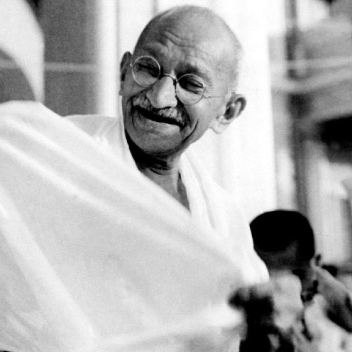 Gandhi statue vandalised in California; Indian govt seeks action against those responsible for 'despicable act'