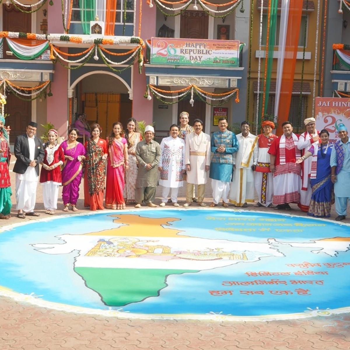 TMKOC: Gokuldhaam Society rekindles the spirit of India's Republic Day