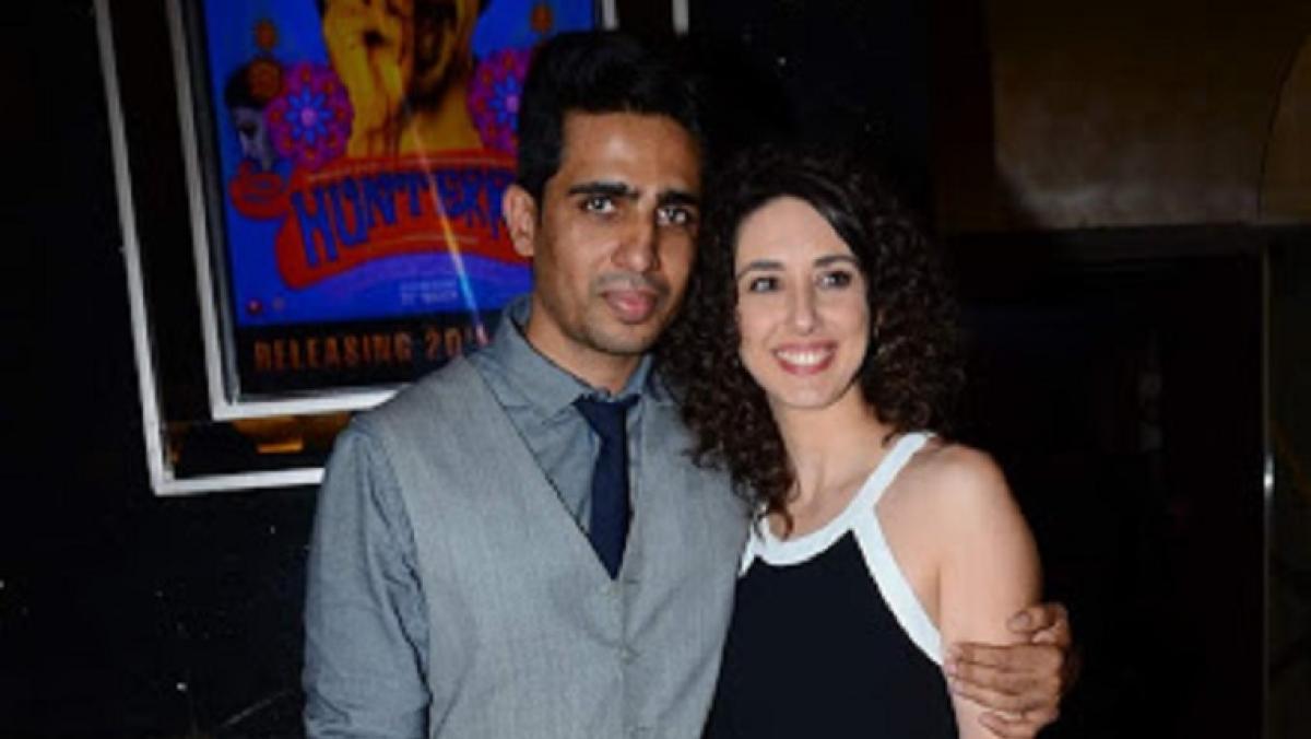 Gulshan Devaiah and Kallirroi Tziafeta