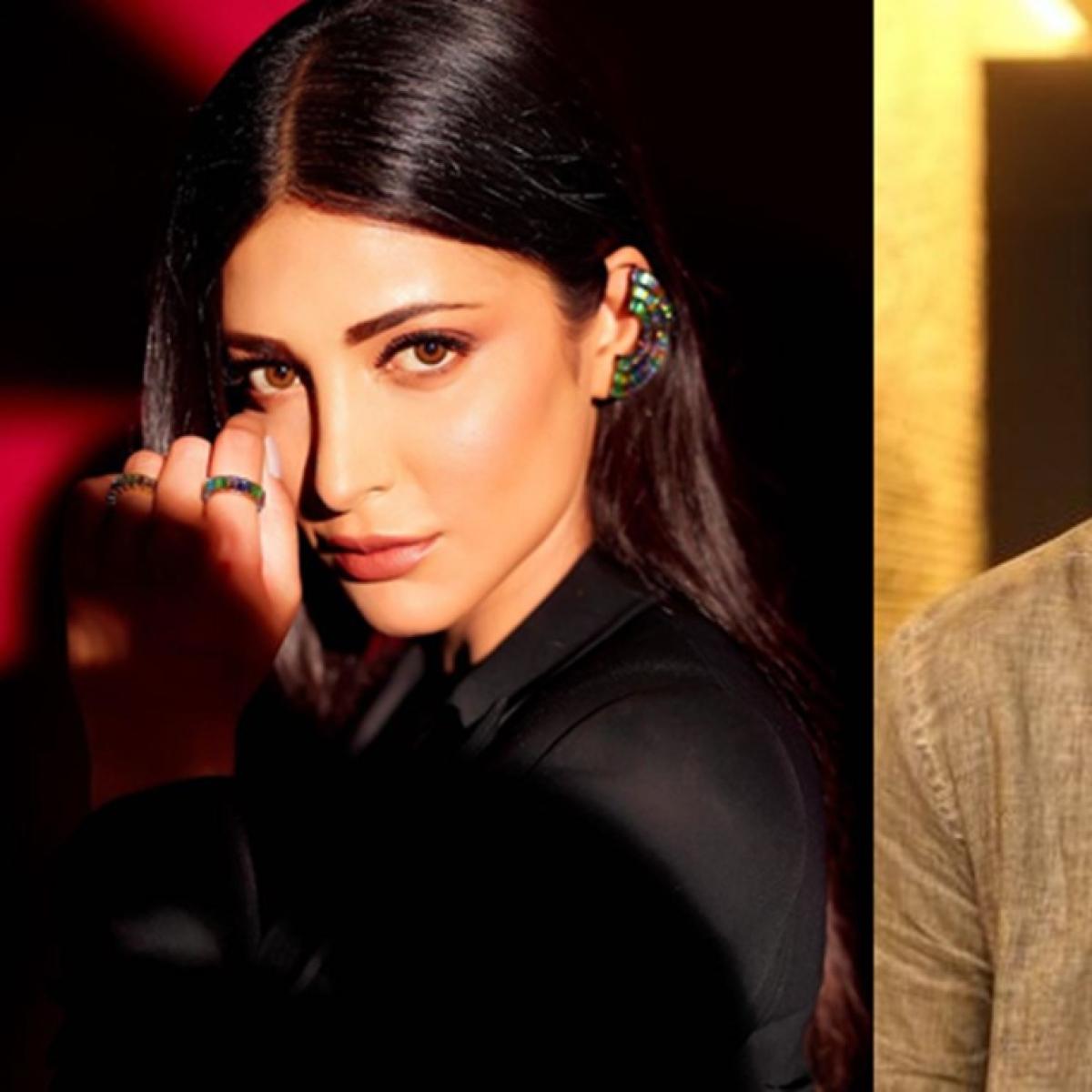 Birthday Special: Shruti Haasan joins Prabhas' action thriller 'Salaar'