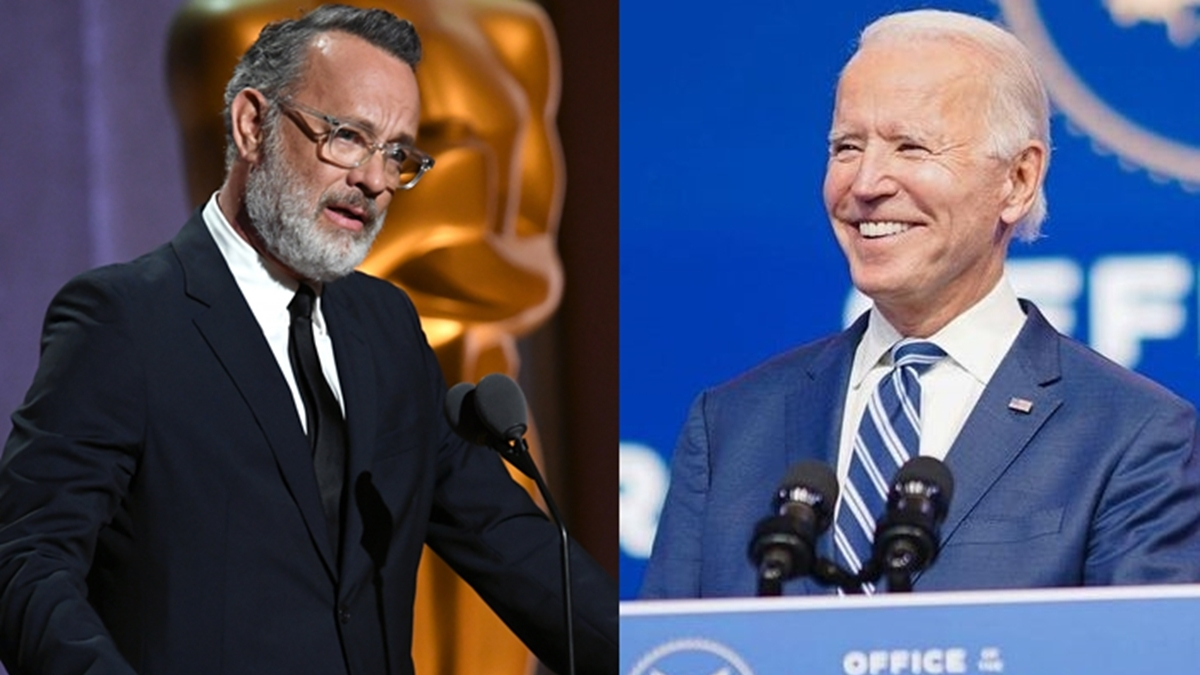 Celebrating America: Actor Tom Hanks to host a 90-minute TV show for Joe Biden's inauguration