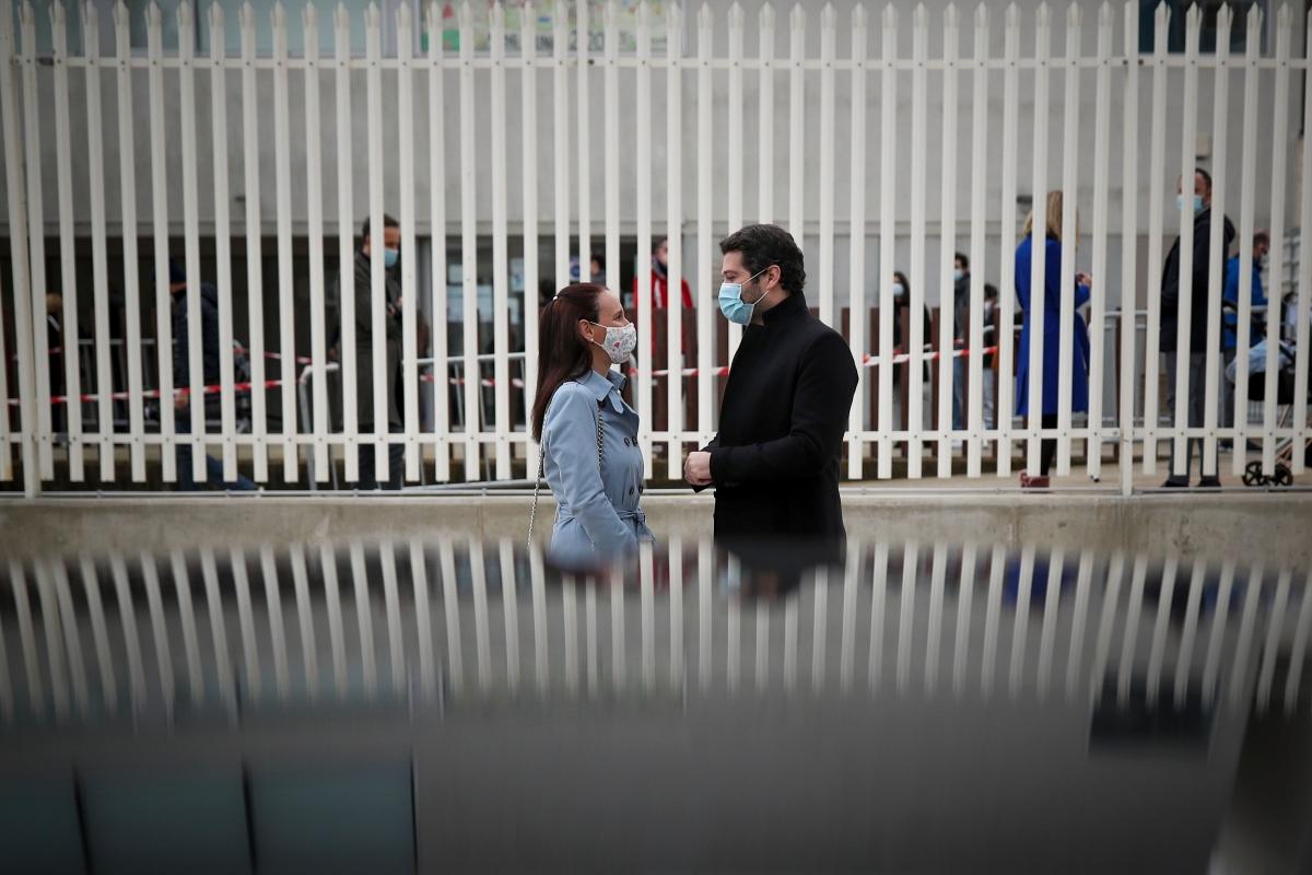 Portugal chooses President amid severe pandemic surge