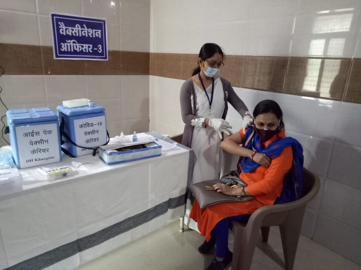 Mumbai: BMC to conduct vaccine dry run for frontline workers in next two days