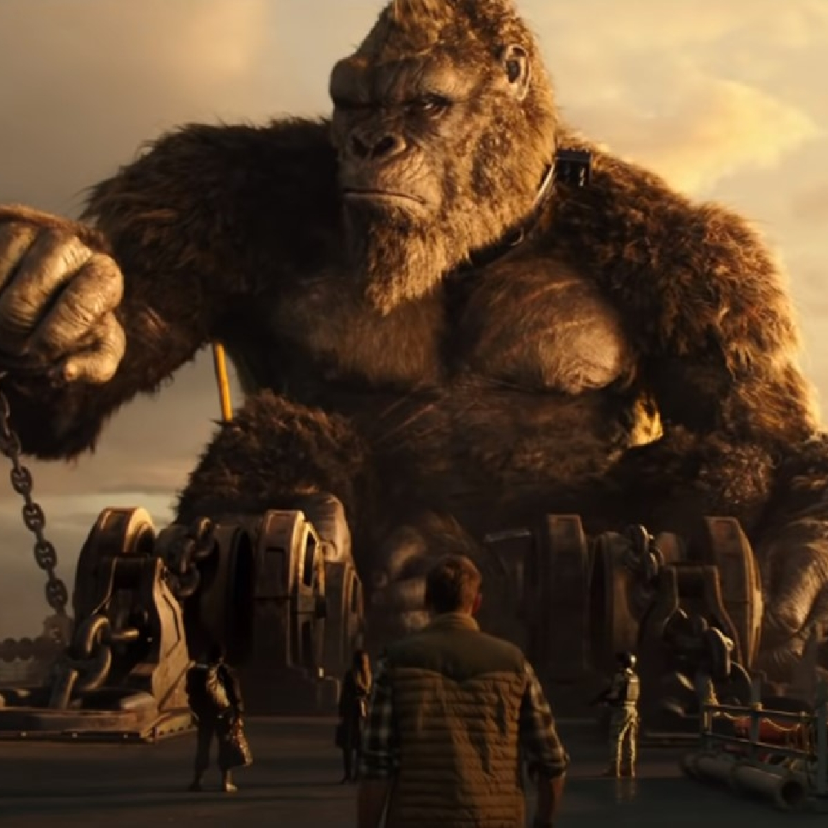 Much-awaited action drama 'Godzilla vs. Kong' to release on March 31, 2021