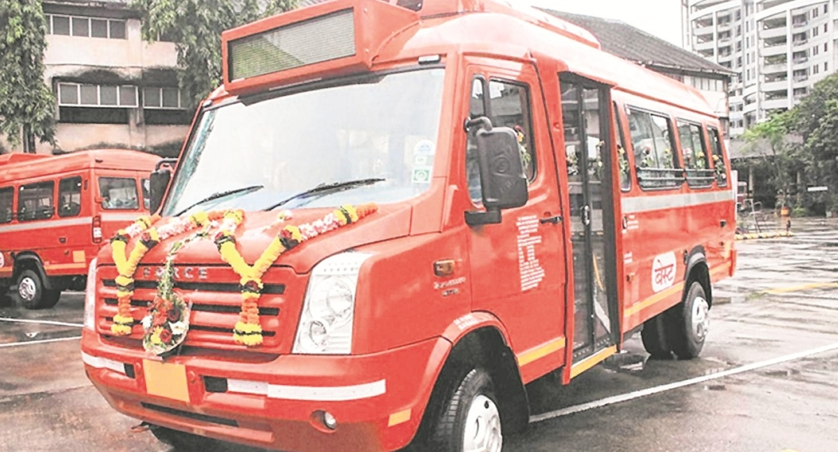 BEST announces new AC bus route in Mulund