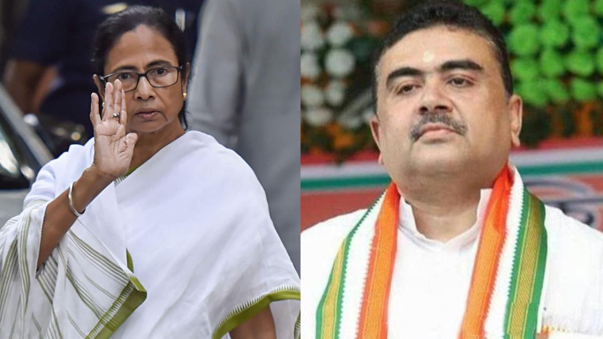 West Bengal Assembly polls 2021: Mamata Banerjee, Suvendu Adhikari's Nandigram fight turns fierce
