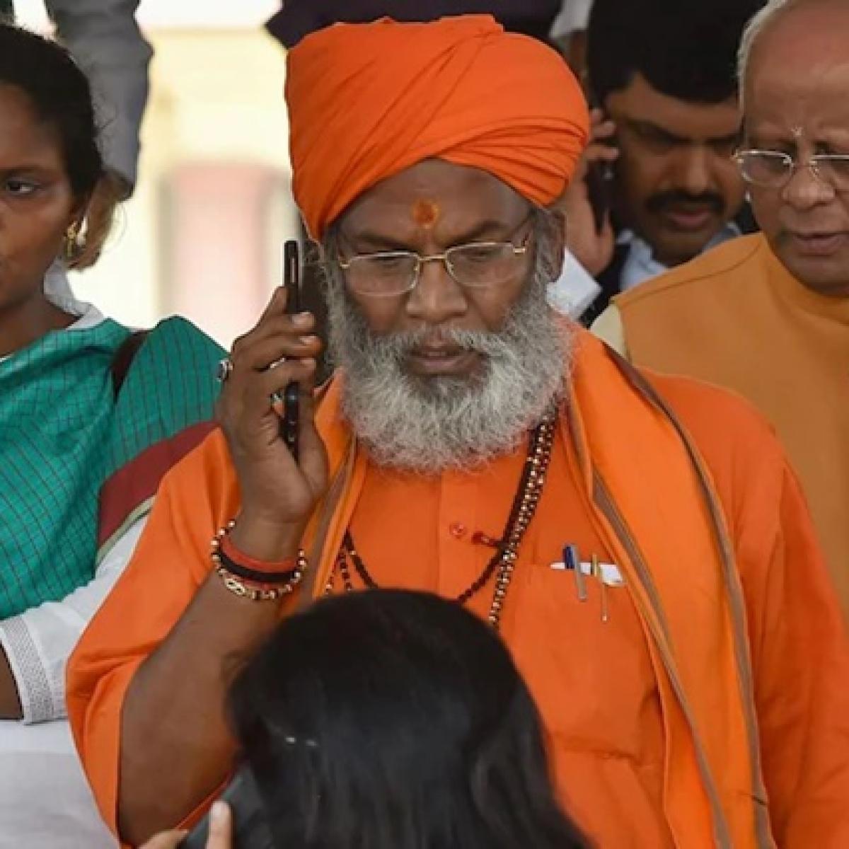 Asaduddin Owaisi helped us in Bihar, will help us in UP and Bengal too: BJP's Sakshi Maharaj