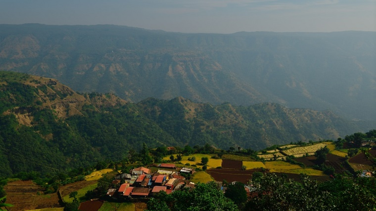 Scenic Mahabaleshwar, a popular spot for road trips from Pune