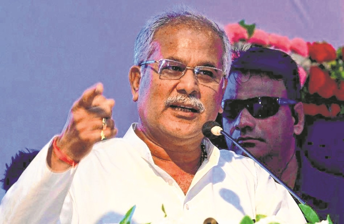 Not a king, I am son of a farmer, says Chhattisgarh Chief Minister Bhupesh Baghel