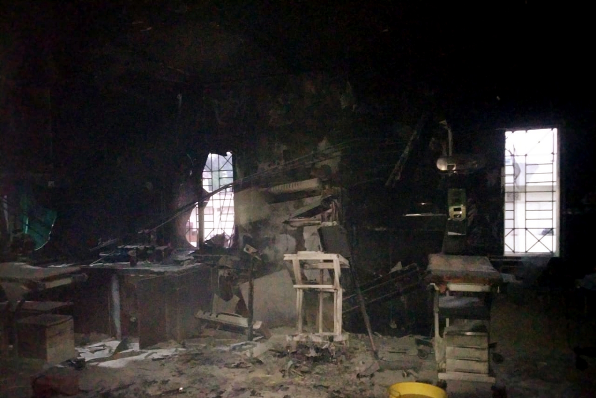 Bhandara hospital fire: Parents blame staff for dereliction