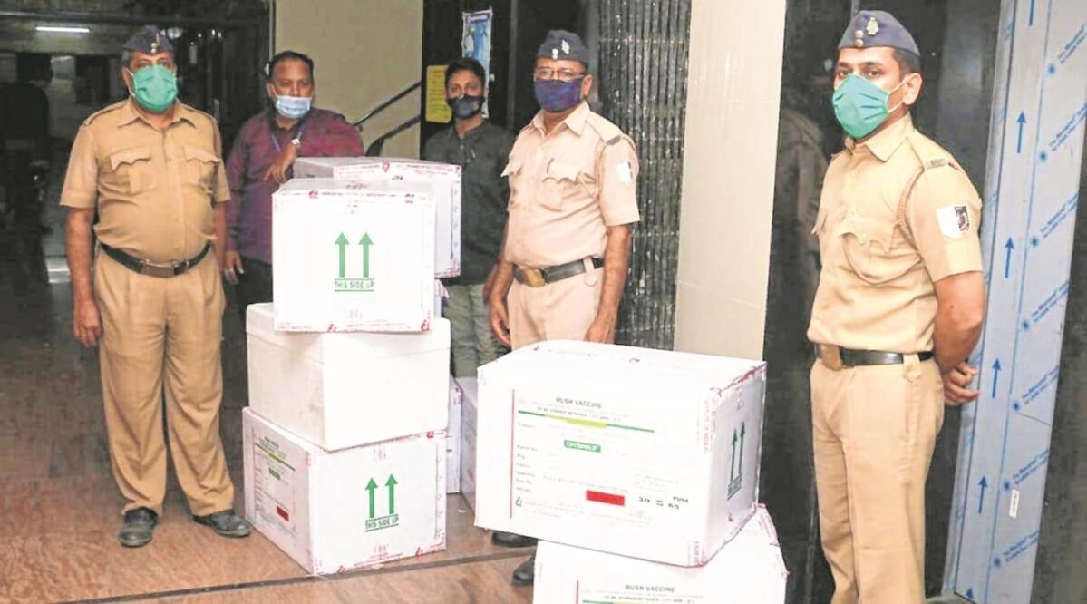 Mumbai police to get vaccine shot in phase-2