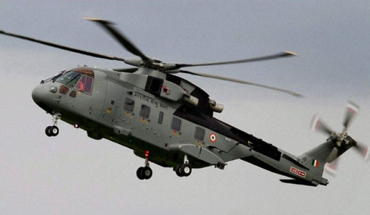 Anoop Gupta arrested in VVIP choppers money laundering case