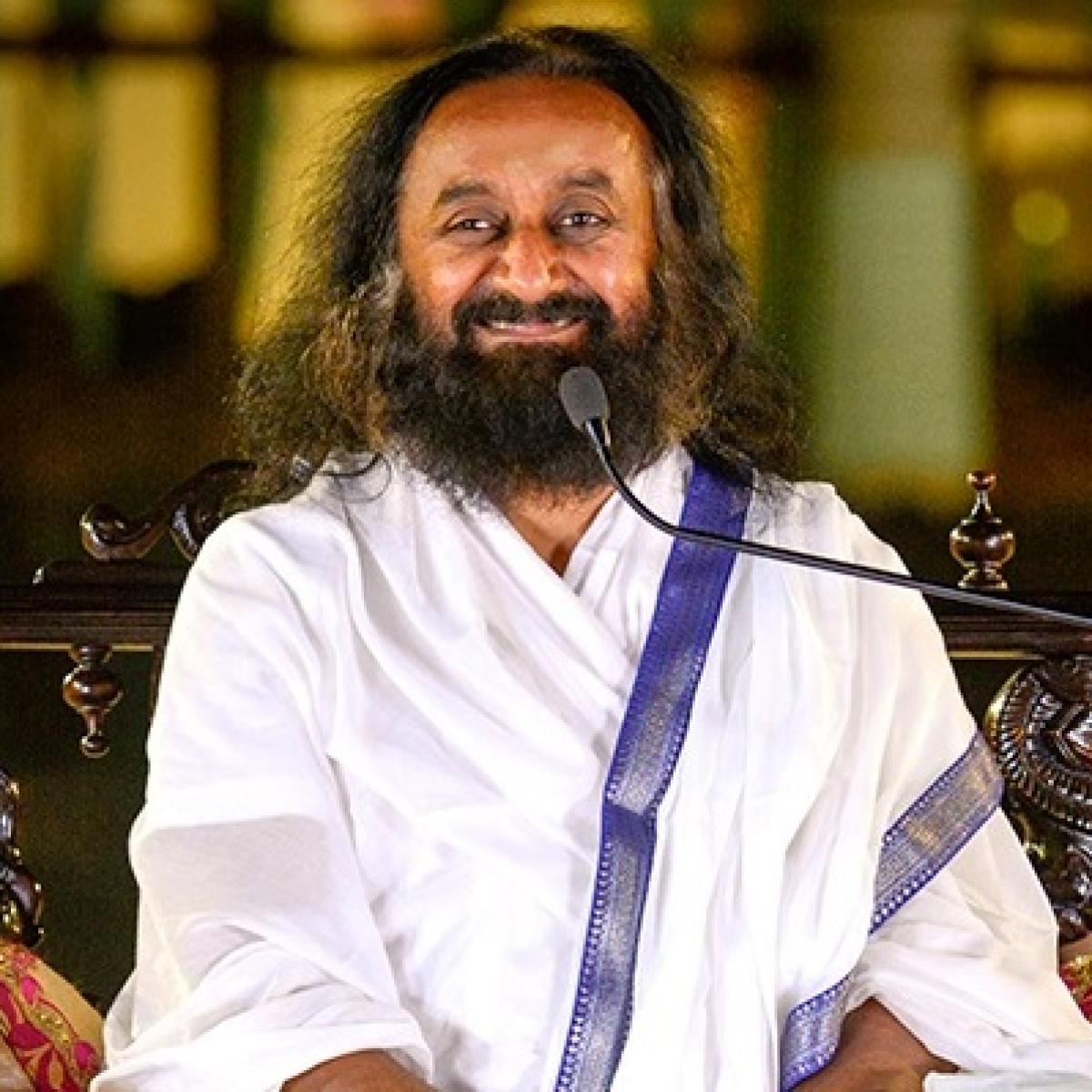 Guiding Light by Sri Sri Ravi Shankar: Love cannot be expressed