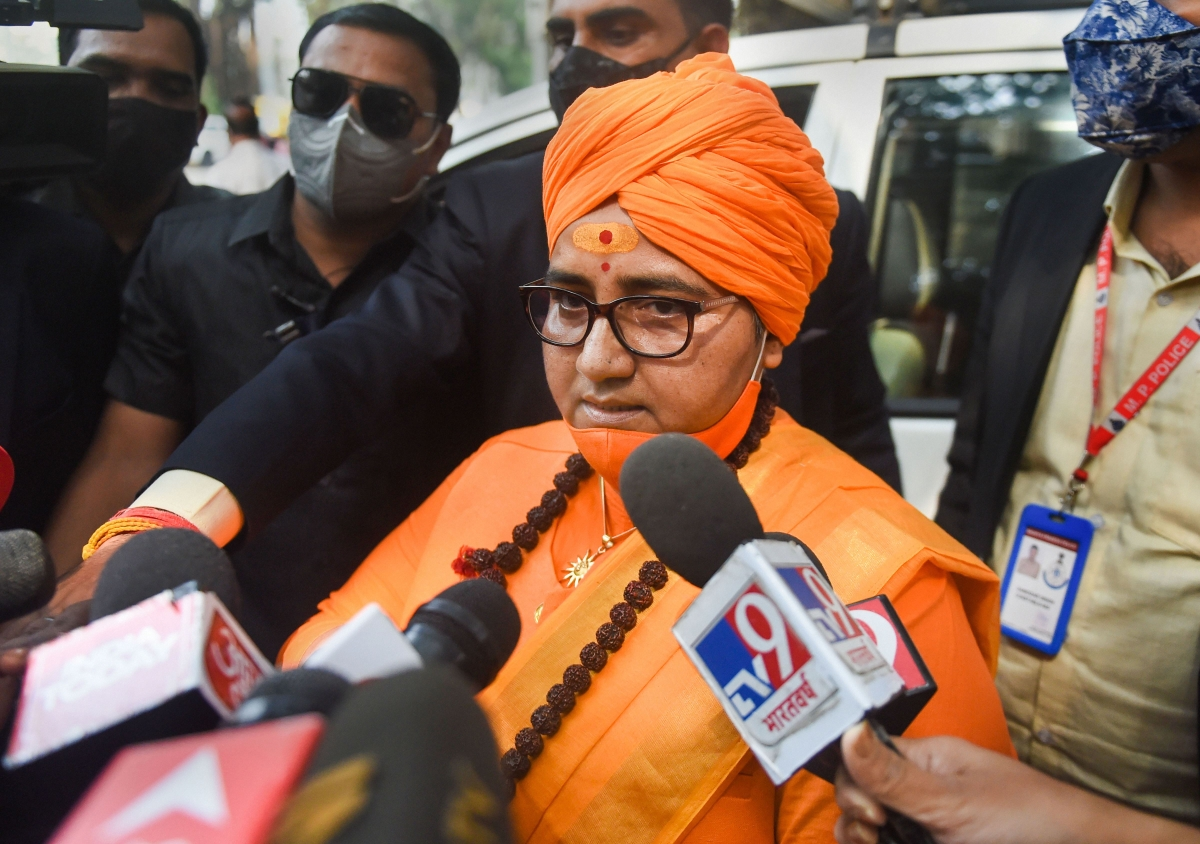 2008 Malegaon Blast trial: Pragya Thakur appears before court in 'last chance'