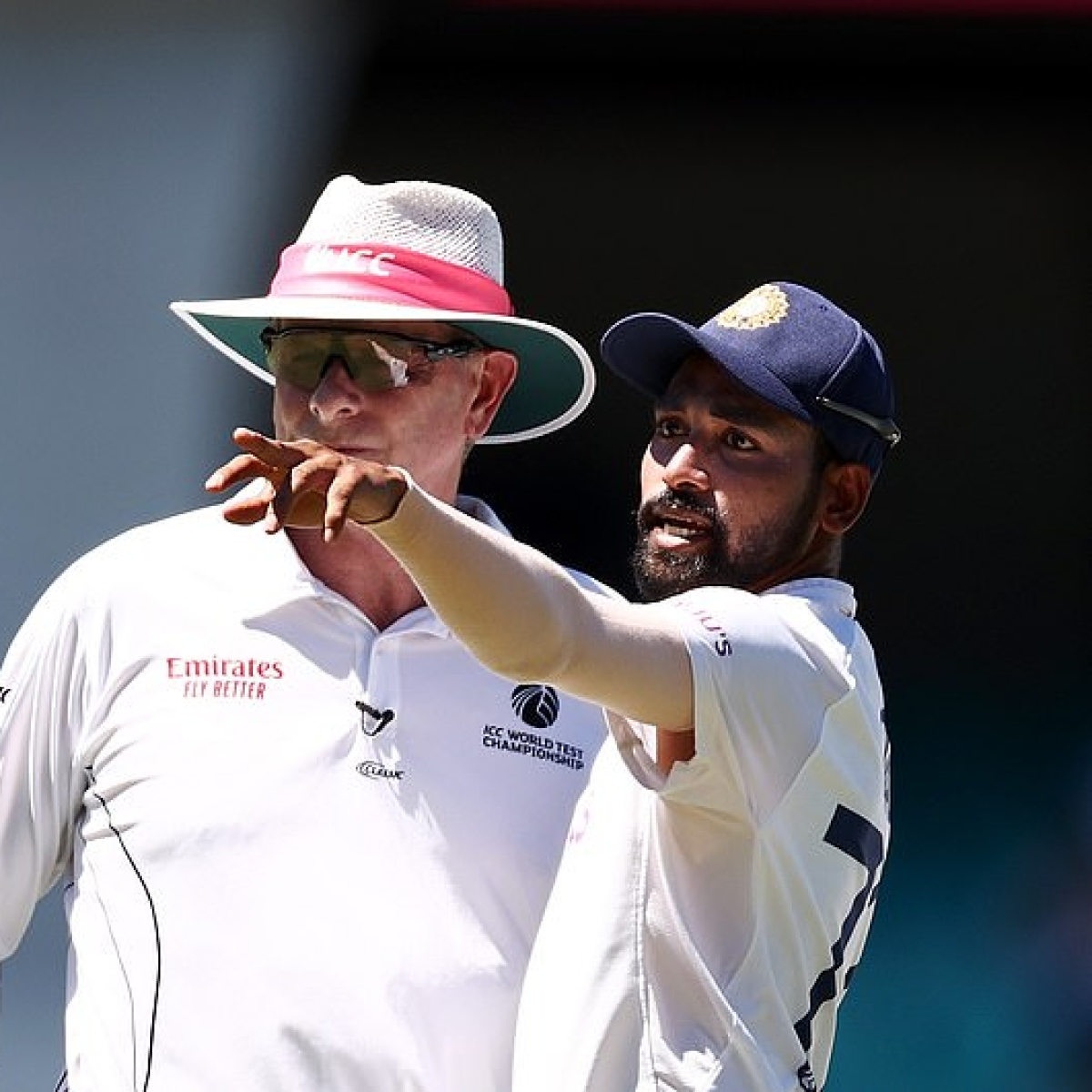 Ind vs Aus 4th Test: Mohammed Siraj again subjected to unruly crowd behaviour at Gabba