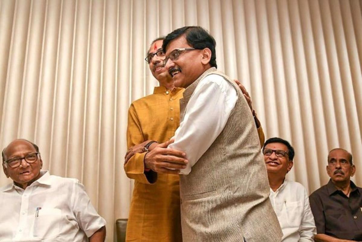 Mumbai: Shiv Sena was treated as slaves in erstwhile BJP govt in Maharashtra, says Sanjay Raut