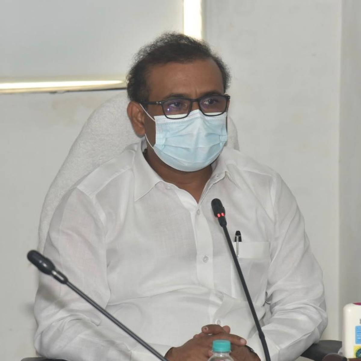 Dry run for COVID-19 vaccination conducted at 114 places across Maharashtra: Health Minister Rajesh Tope