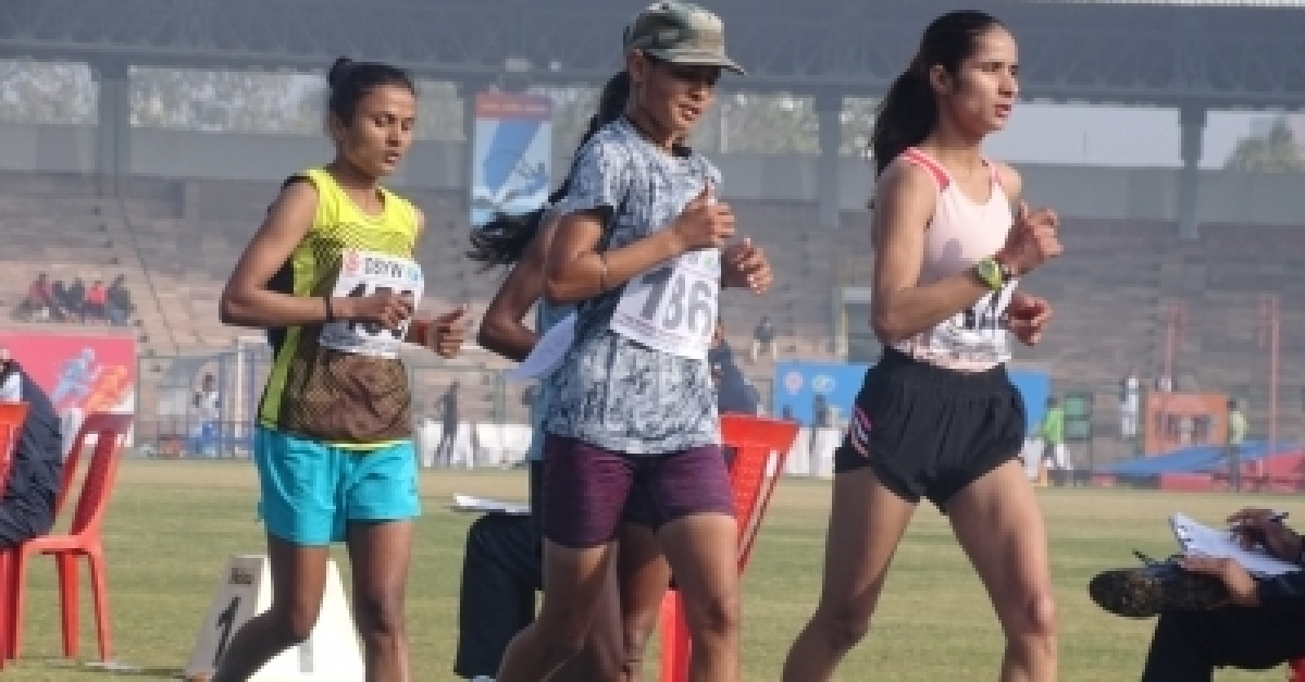 BHOPAL: Under-20 Federation Cup: Reshma erases 10,000m race walk national record