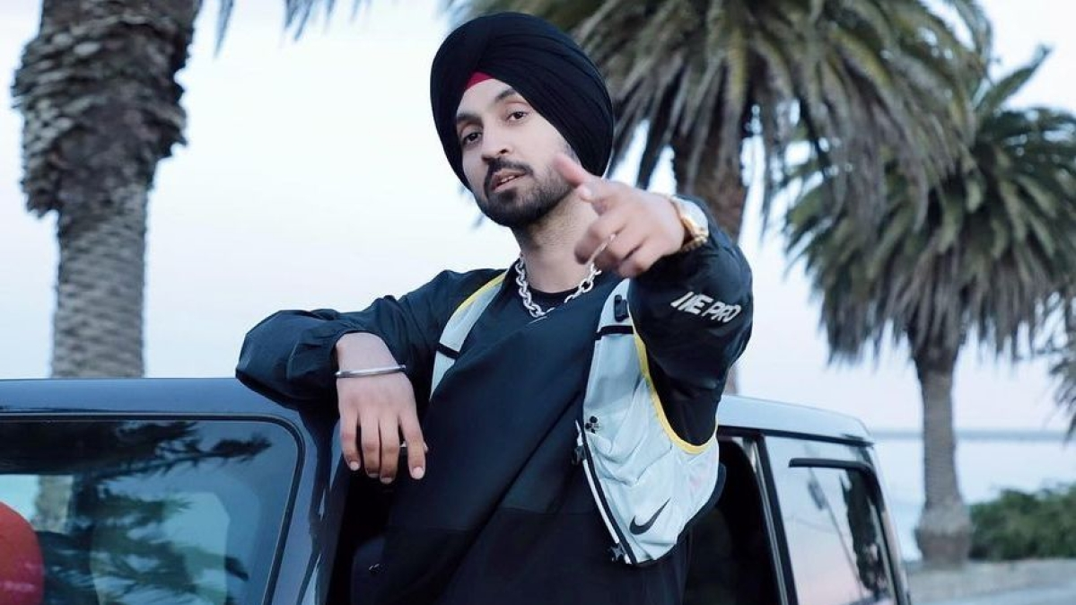 Amid reports of I-T probe, Diljit Dosanjh shares 'Certificate of Appreciation' from Income Tax Dept