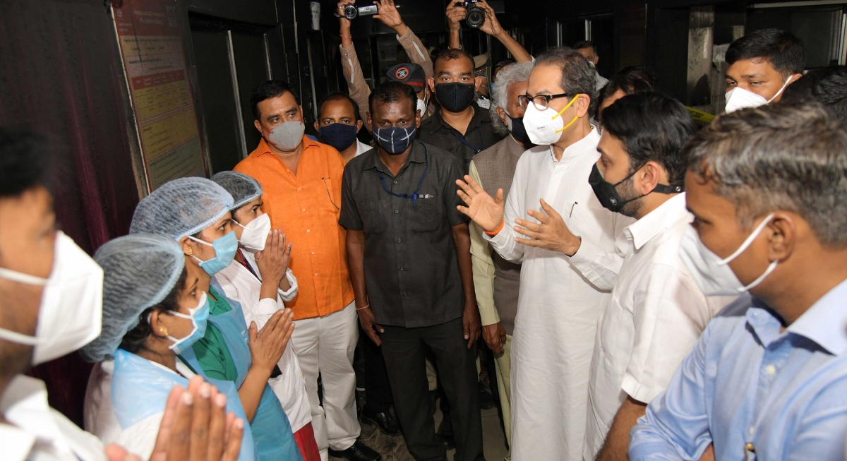 Bhandara hospital fire: Markets and shops shut over bandh call