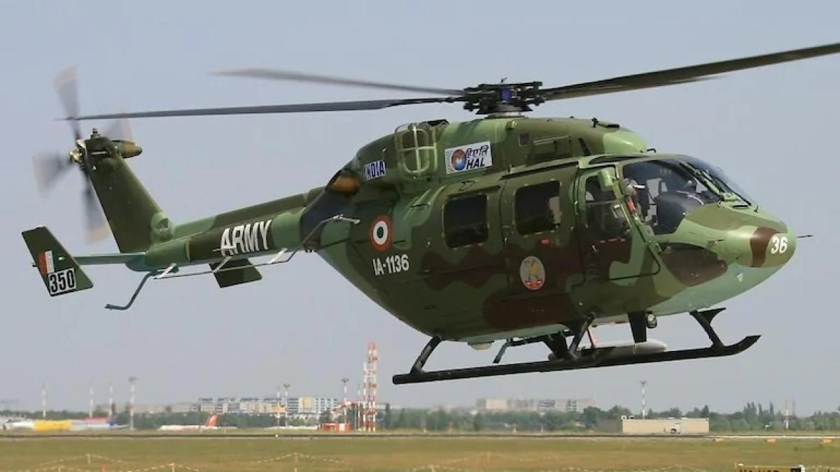 J&K Indian Army chopper crash: 1 pilot dead, another critical