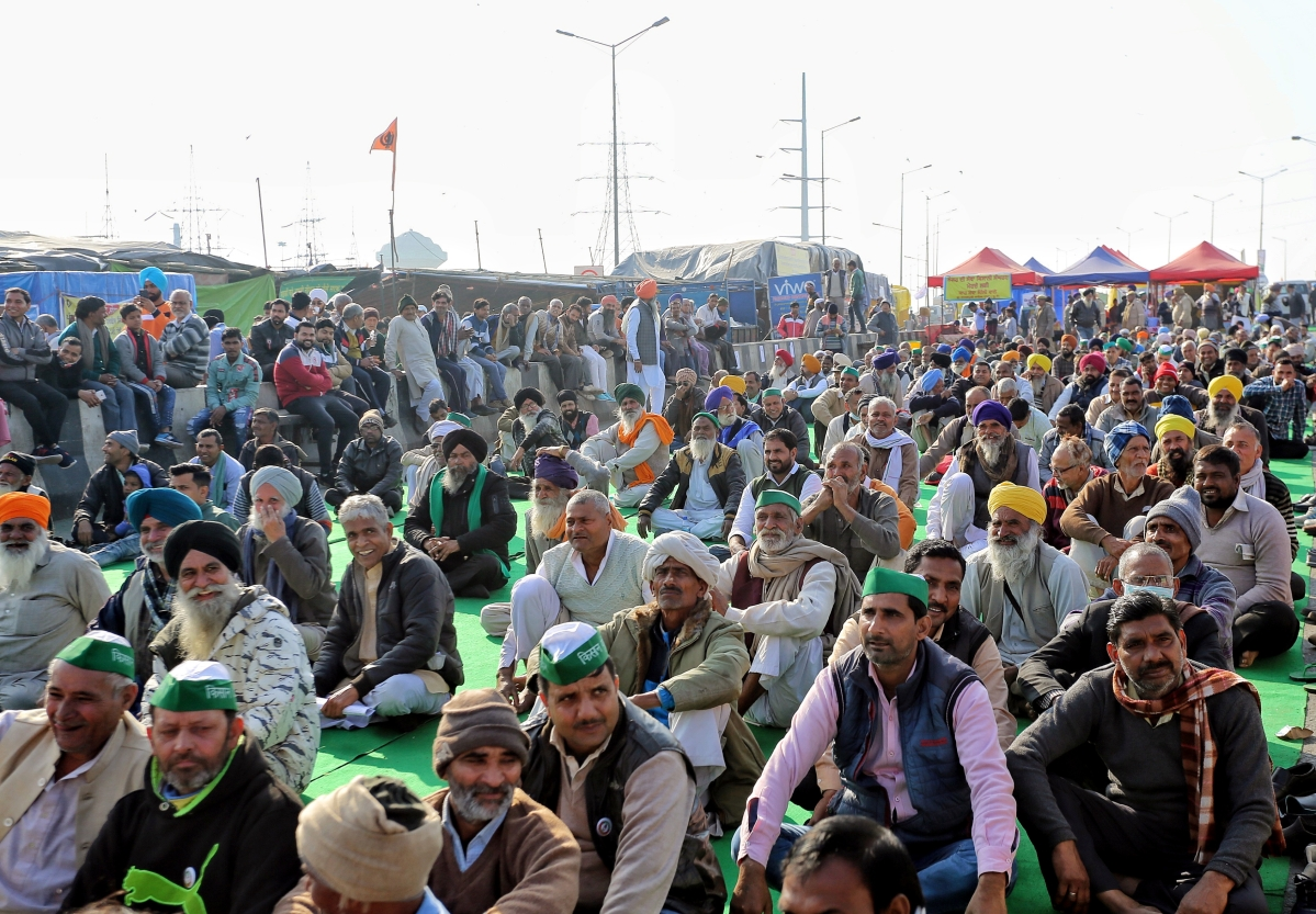 Farmers Protest: Delhi Police deny permission to hold tractor rally on Republic Day