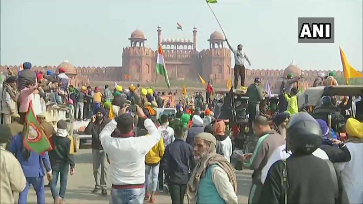 India celebrates Republic Day as protesting farmers clash with police in Delhi: 7 points