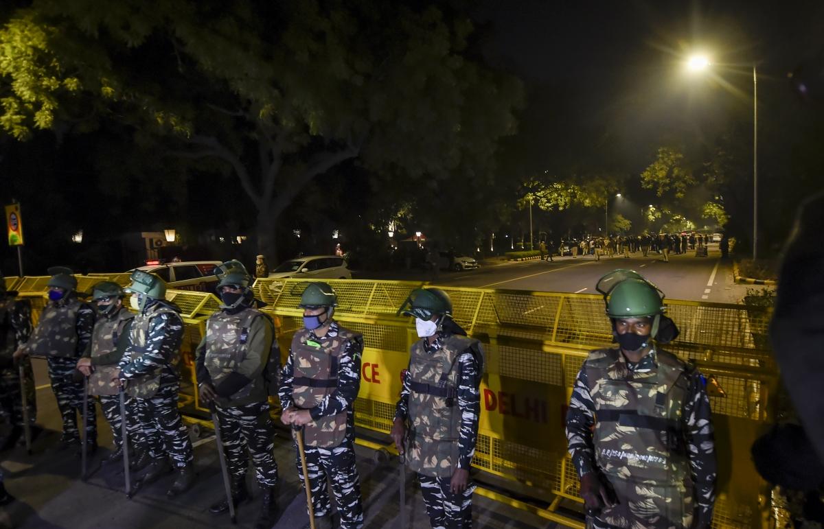 Mumbai Police on high alert after blast outside Israeli Embassy in Delhi