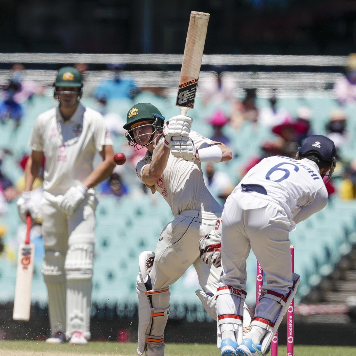 Ind vs Aus, 3rd Test: Australia declare 312/6, India face target of 407