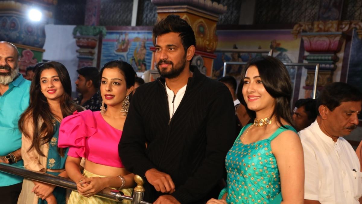 Darling Krishna's 'Sugar Factory' kickstarts in Bengaluru
