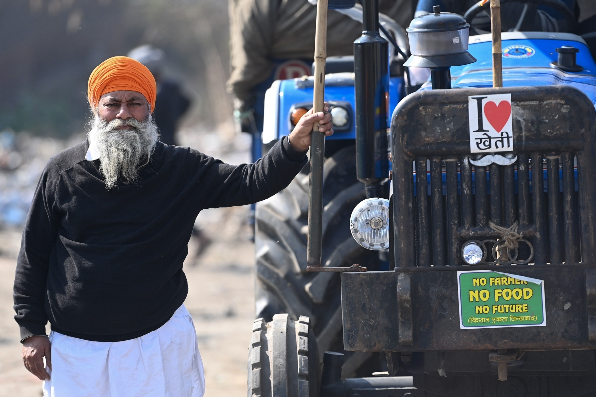 BJP behind violence during farm laws protest in Delhi: NCP