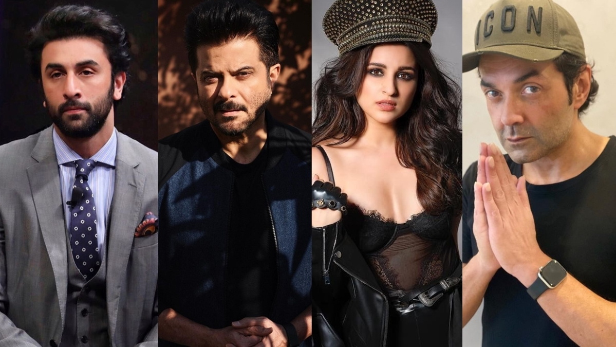 Ranbir Kapoor to star in Sandeep Reddy Vanga's 'Animal' alongside Anil Kapoor, Bobby Deol, and Parineeti Chopra