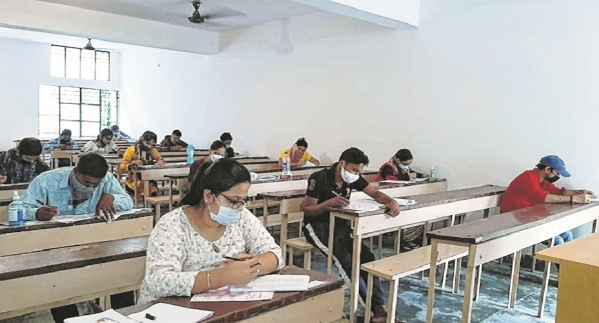 Thane: Colleges reopen in rural areas after 11 months