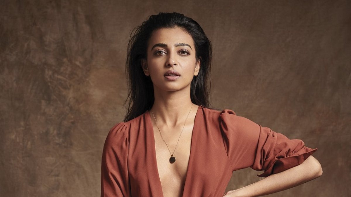 After a 10-month long stay in London, Radhika Apte is back in Mumbai