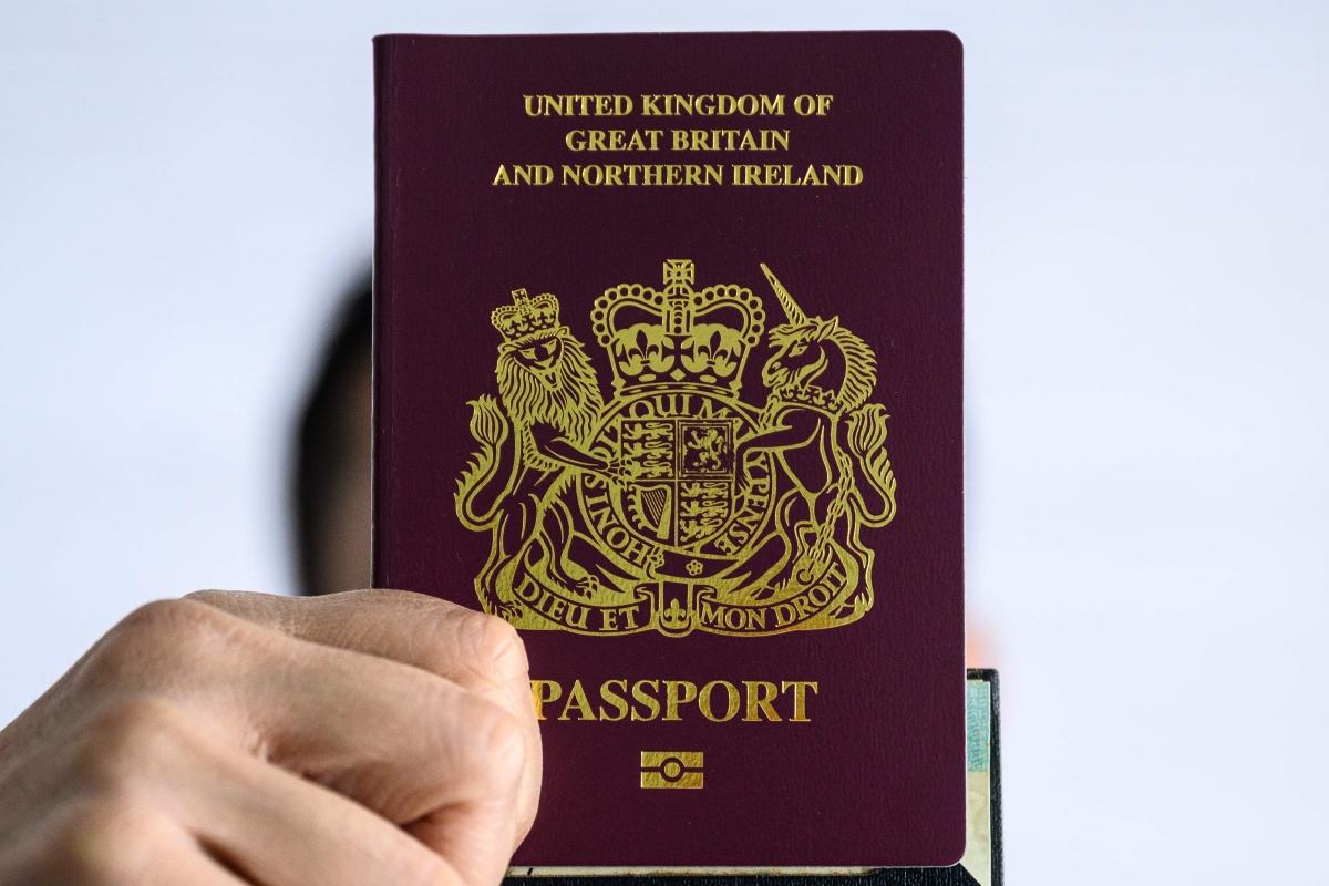 China derecognises British National Overseas passport