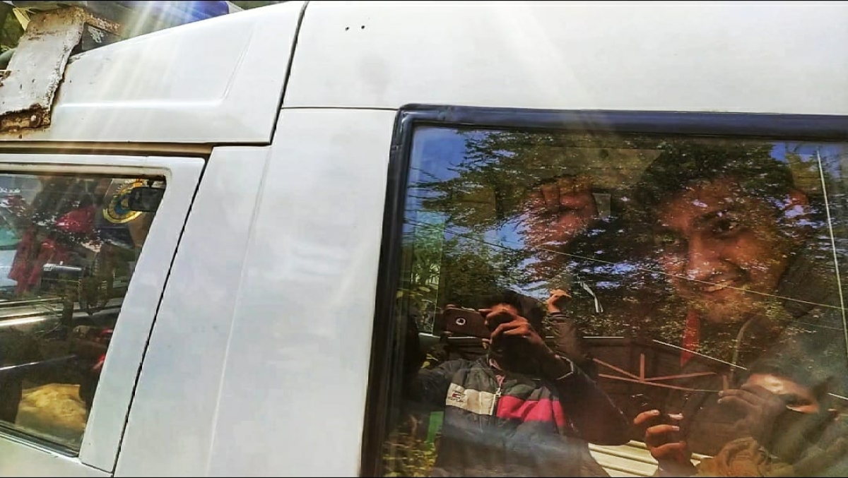 Mandeep Punia being taken to court